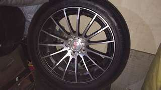 Velg racing in good condition