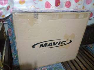 Brand New Mavic Cosmic Elite