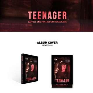 [PREORDER] Samuel 사무엘 - TEENAGER (2ND Mini Repackage Album)