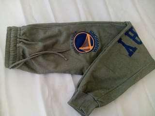 nba stephen curry jogging pants