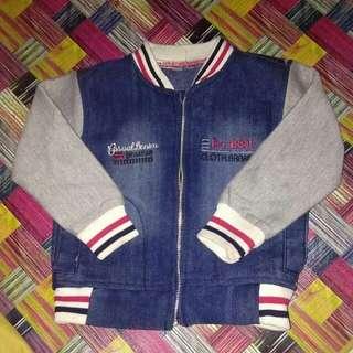 Jacket baby