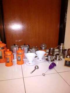 Jual alat kopi manual brew lengkap murah