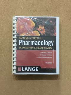 Katzung Pharmacology Exam & Board Review
