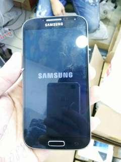 Samsung S4 Full Black Edition sein mulus apik fullset nokendala