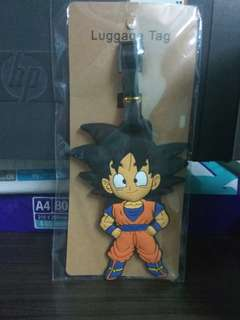 Goku Tag luggage