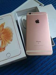 iPhone 6s Plus 64gb LTE Chip Rosegold