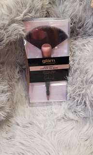 Glam highlighter brush