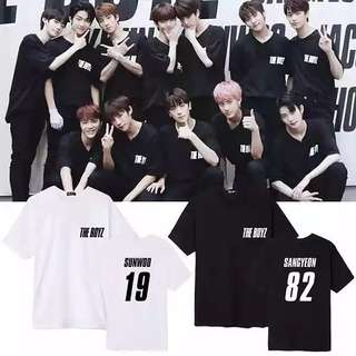 THE BOYZ SUPPORT SHIRT