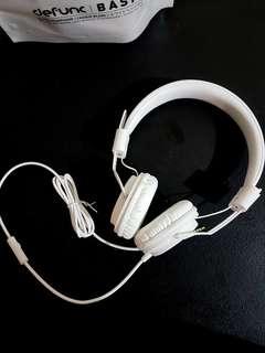 Defunc Basic Headphones