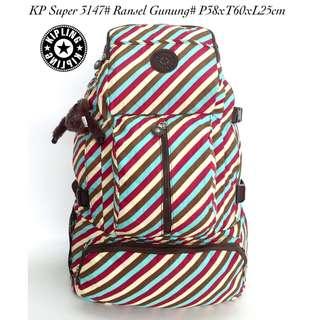 Tas Ransel impor Kipling Backpack Gunung 3147 - 3  PROMO..!!