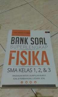 Bank Soal Fisika SMA Baru