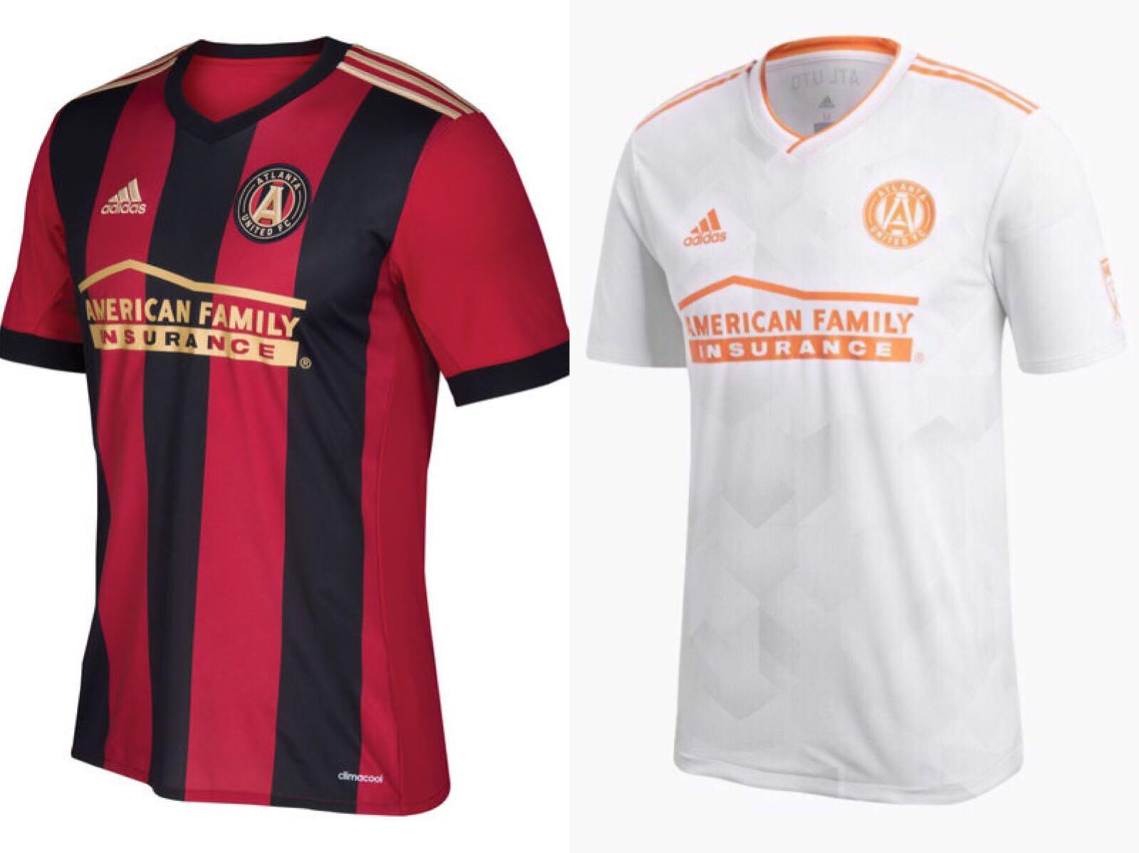 online retailer 4686e 45281 18/19 Atlanta United Kits