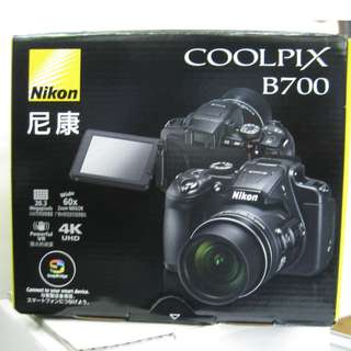 Nikon Coolpix B-700 (Brand New-Unused in Box) with Warranty