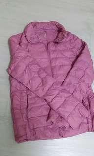 Ladies light down jacket