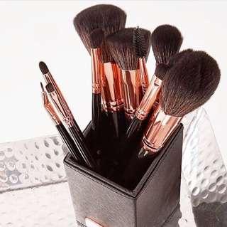 [✨BH COSMETICS✨] BH Signature Rose Gold - 13 Piece Brush Set Preorder Po Spree