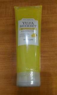 SKINFOOD YuJa Sherbet Brightening Gel 250ml
