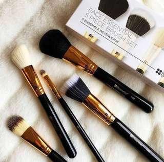 [✨BH COSMETICS✨] Face Essential - 5 Piece Brush Set Preorder Po Spree
