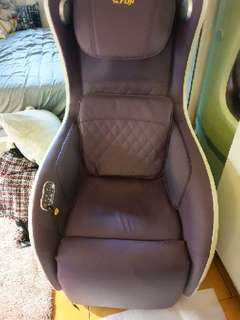 紫色 九成新 Fuji按摩椅 大降價