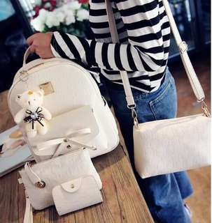 KOREAN BAG 4in1