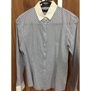 G2000 womens office formal long sleeves size 32