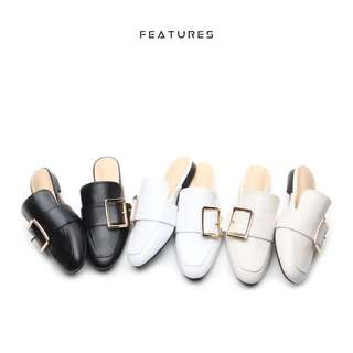 Women Classic Leather Loafers