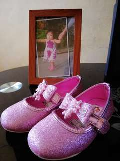 Gliterry Doll Shoes
