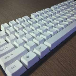 PBT keycaps set (White)
