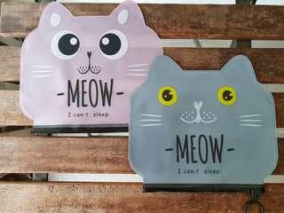 Cat pencil case/pouch