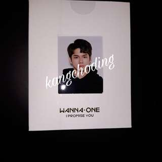 [WTT] Wanna One IPU Official MD Ong Seongwoo Photo Frame