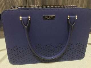 Brand New Kate Spade Crossbody/Handbag (Saffiano Material)