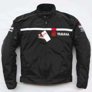 YAMAHA RACING JACKET FULL PROTECTION - REP LICA