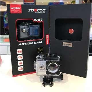 Soocoo C20 action cam