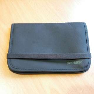 Pacsafe Grey Wallet