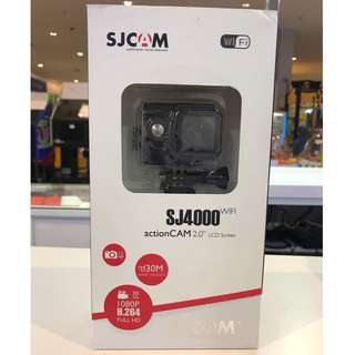 SJCAM SJ4000 WIFI Action Cam 1080P ORIGINAL