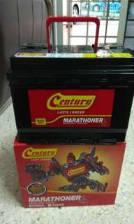 Car Battery - Century Marathoner DIN55L