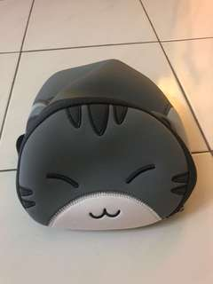 Cat backpack for kid