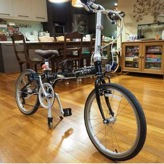 Dahon (Dr Hon) Foldable Bike - Speed D7 (30th Anniversary edition)