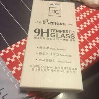Huawei P10 Plus Titanium Tempered Glass