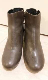 Camper vintage design ankle boots