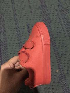 H&M All red sneakers