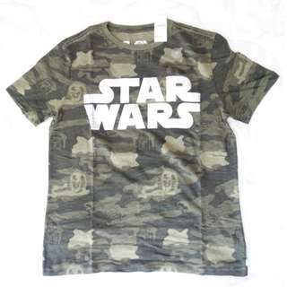 GAP STAR WARS T SHIRT