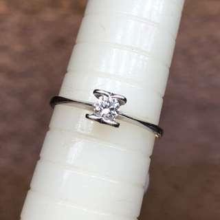 3折 18K Mabelle diamond ring 鑽石戒指 70% off