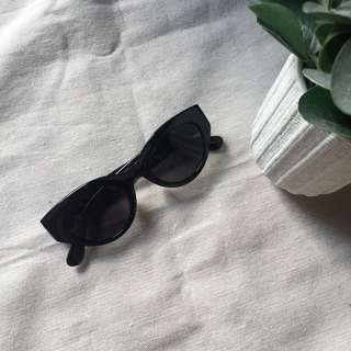 Cat eye sunglasses bought from Amsterdam