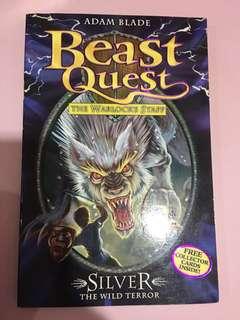 Beast Quest: The Warlock's Staff