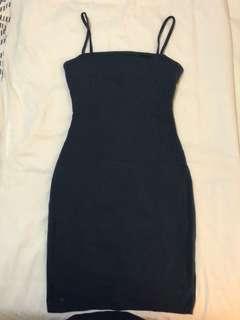 Kooks Navy Dress