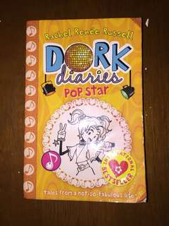 Dork Diaries Book #3