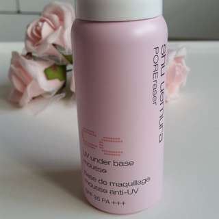 SHUMERA UV UNDER BASE MOUSSE