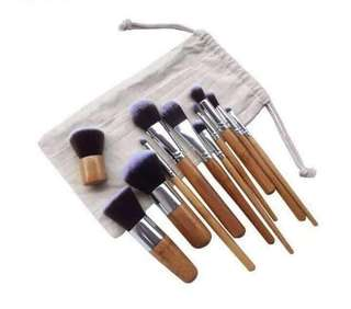 Wooden Brush set