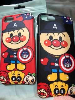 🚚 蘋果🍎iPhone 7紅色/8plus黑色手機殼
