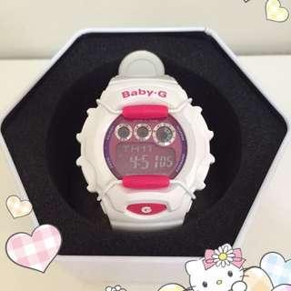 【CASIO卡西歐】BABY-G BG-1006SA-7 手錶/電子錶